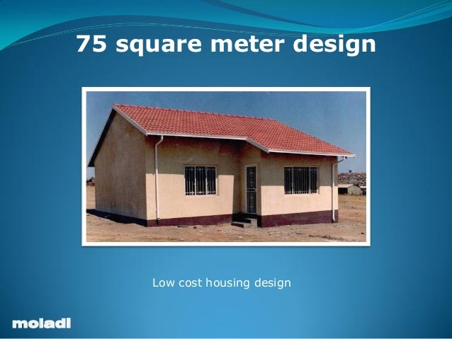 Moladi low cost housing for Low cost home plans