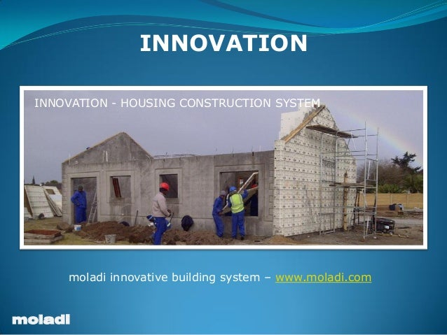 Moladi low cost housing for Low cost home construction