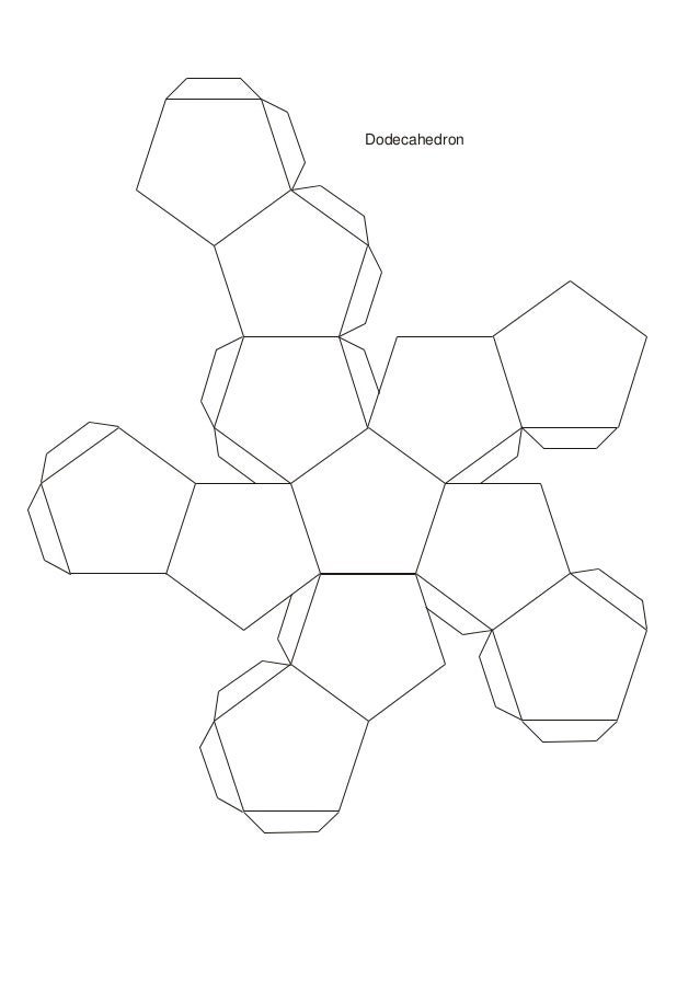 Paper Snub Dodecahedron