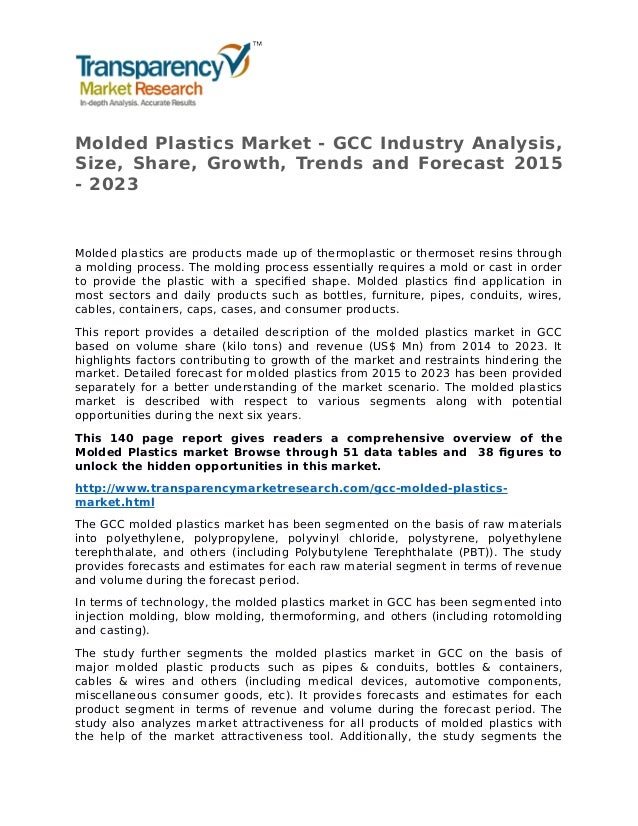 Global Trade of Injection Moulding Machine