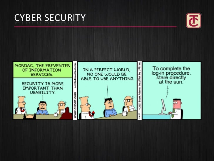 Best Practices And Government Role In Cyber Security