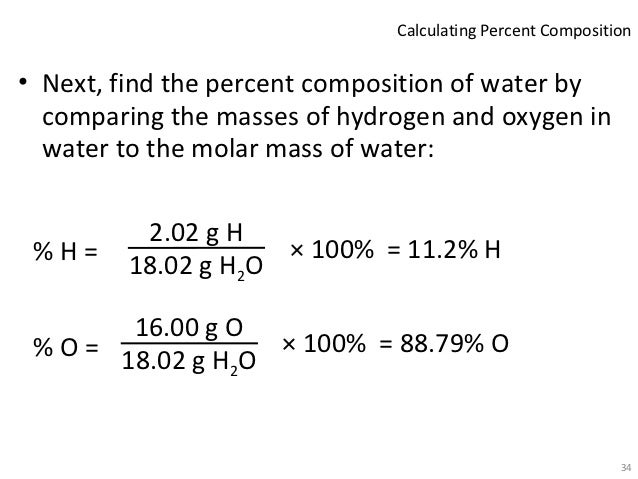 Stpm form 6 chemistry mole and avogadro 34 calculating percent ccuart Image collections