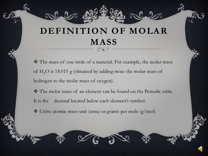 Mole calculations Made Easy