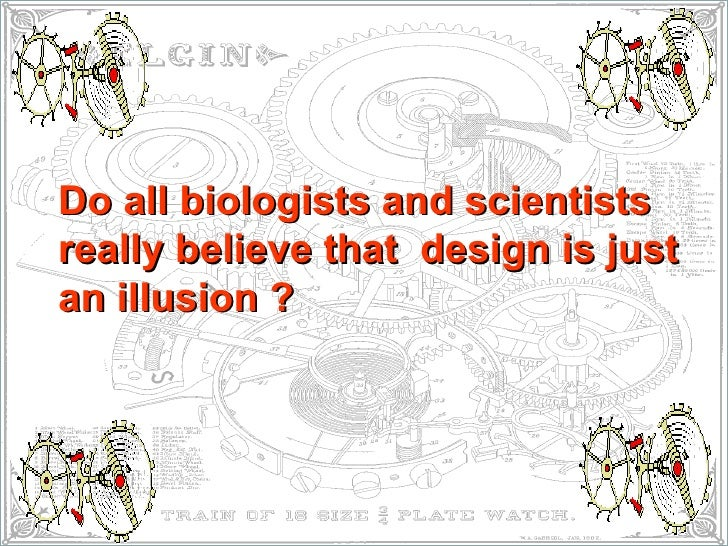 Nobody Believes In Evolution >> Molecular Machines