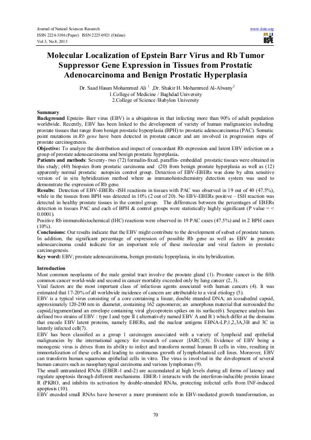 Journal of Natural Sciences Research www.iiste.org ISSN 2224-3186 (Paper) ISSN 2225-0921 (Online) Vol.3, No.8, 2013 70 Mol...