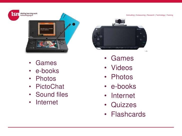 Games<br />Videos<br />Photos<br />e-books<br />Internet<br />Quizzes<br />Flashcards<br />Games <br />e-books<br />Photos...