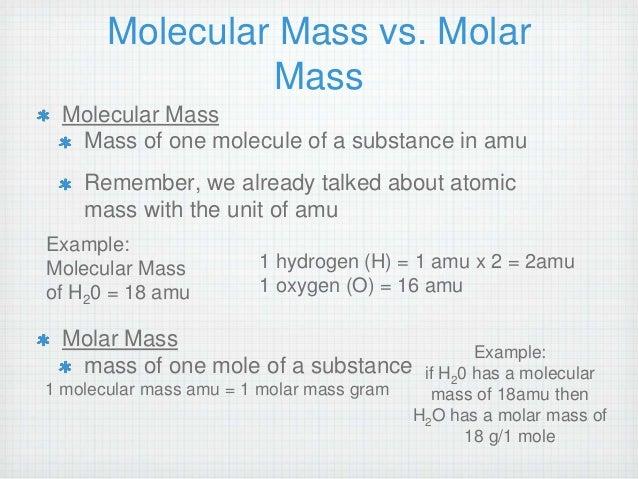 Density to Molarity Conversion