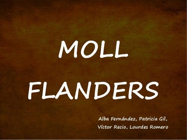 moll flanders resumen femenino de varon