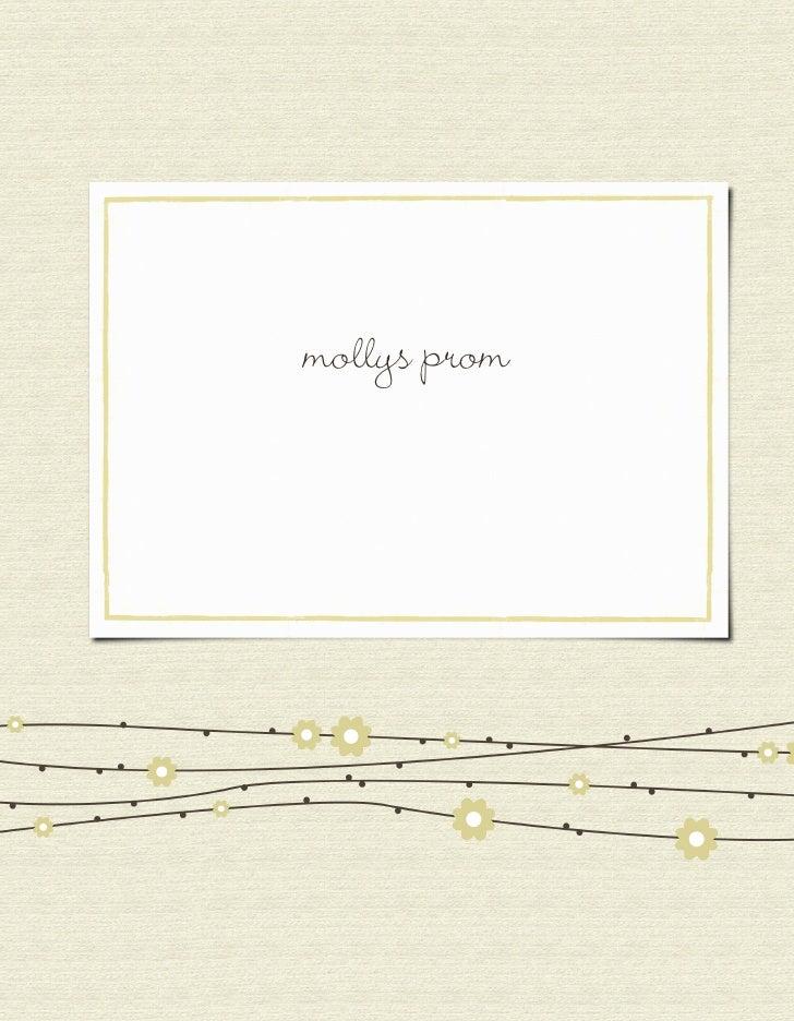 mollys prom