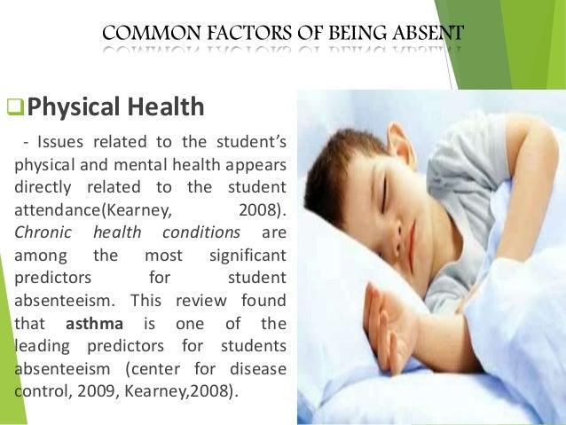 factors affecting students laziness
