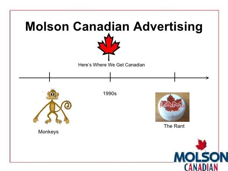 I Am Canadian Rant by Molson