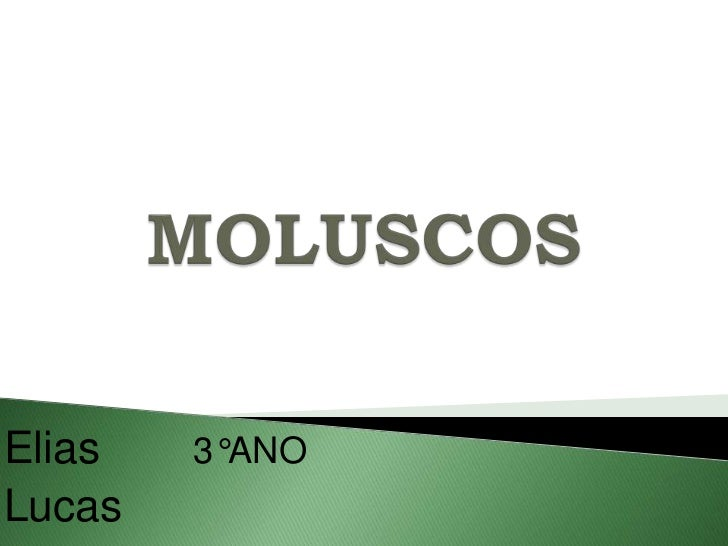 Elias   3°ANOLucas