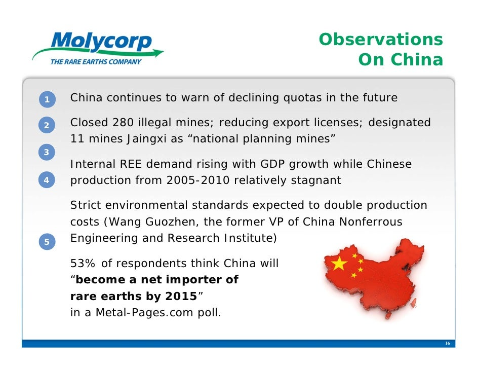 Observations                                                  On China1   China continues to warn of declining quotas in t...