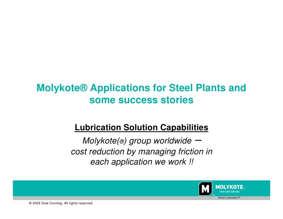 p                        Collated by Project Sales Corp, Authorised Distributors for Molykote products in Visakhapatnam   ...