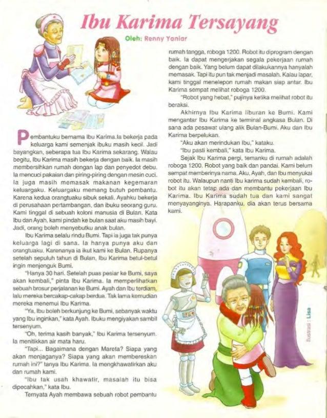 Mombi SD Vol 3 Tahun 2005 edisi Ruang Angkasa Slide 2