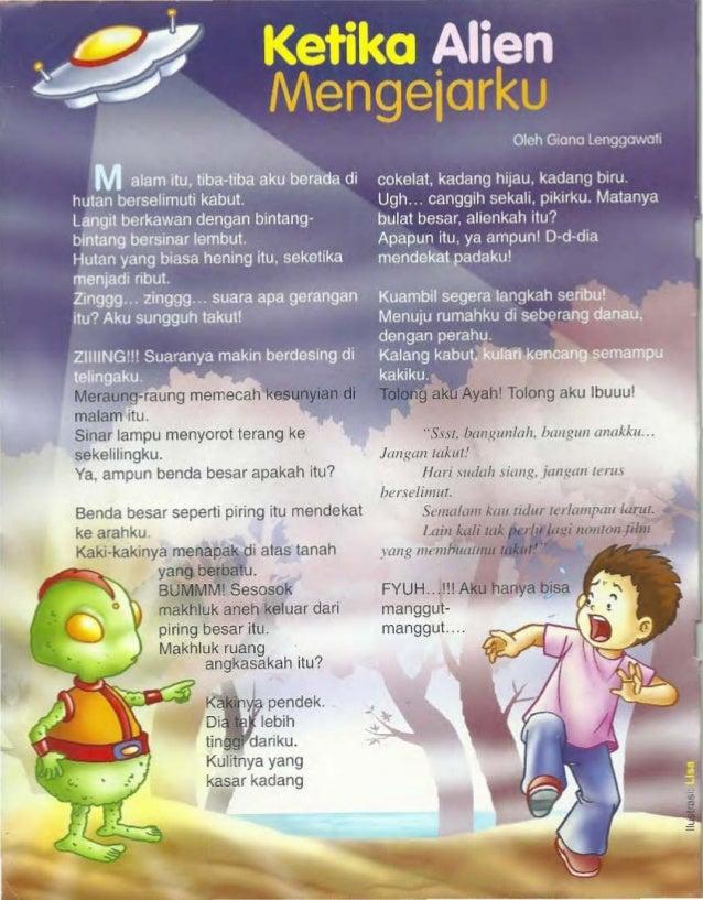 Mombi vol 19, 2006, edisi Makhluk Luar Angkasa Slide 3