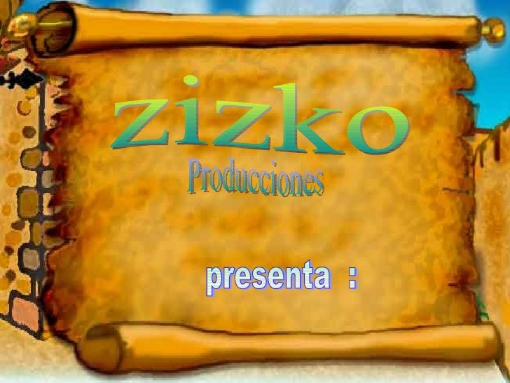 zizko presenta  : Producciones