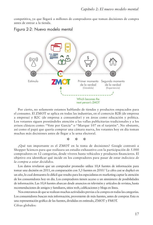 ZMOT: Ganando el momento cero de la verdadFigura 2-3: Principales fuentes a las que recurren los compradores para tomardec...