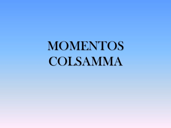 MOMENTOSCOLSAMMA