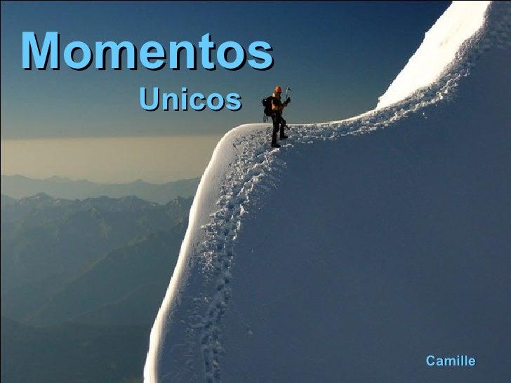 Momentos Unicos Camille