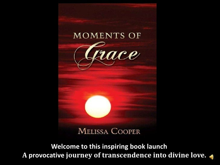 Welcome to this inspiring book launch<br />A provocative journey of transcendence into divine love.<br />