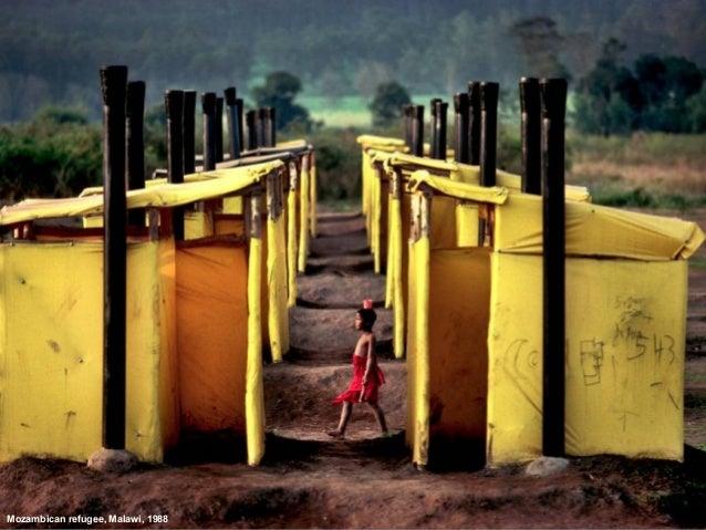 Mozambican refugee, Malawi, 1988