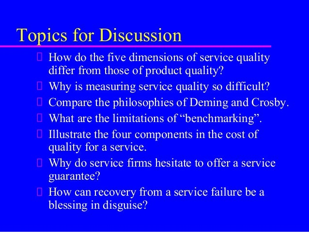 how can recovery from a service failure be a blessing in disguise How can the recovery from a service failure be a blessing in disguise recovery from a service failure can have several rewards first, as part of the recovery process, management can reassure the customer that if anything ever goes wrong in the future.