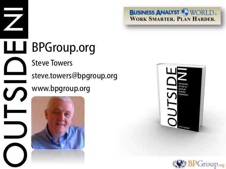 IN OUTSIDE       BPGroup.org       Steve Towers       steve.towers@bpgroup.org       www.bpgroup.org