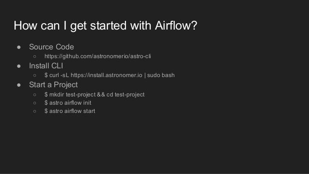 Modern Data Pipelines with Apache Airflow (Momentum Dev Con 2018)