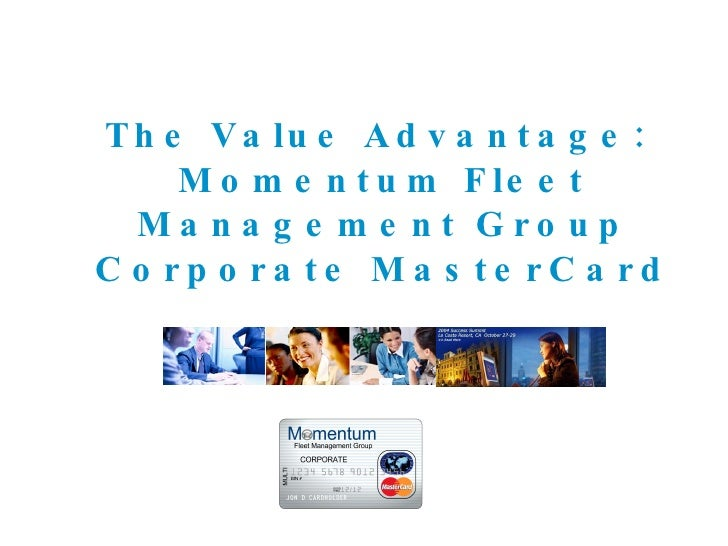 Momentum Mastercard Virtual Combined