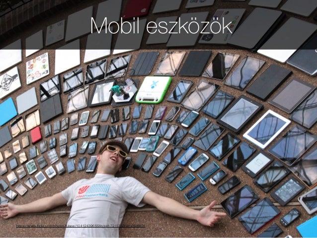 Mobil UX design Slide 3