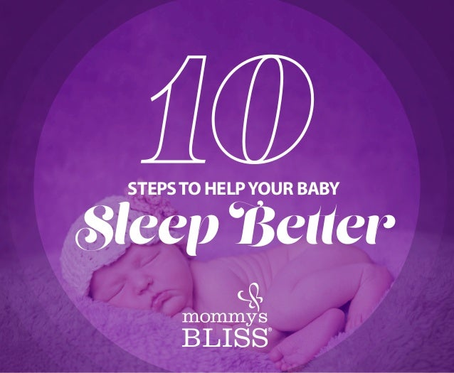 STEPSTO HELPYOUR BABY Sleep Better