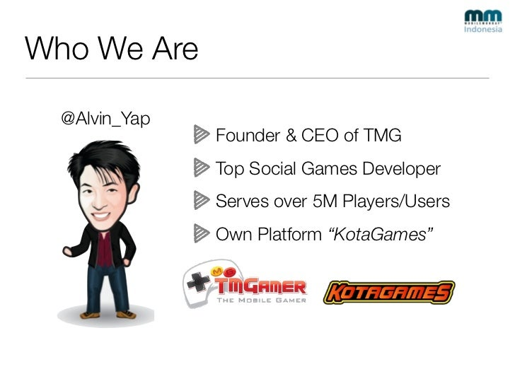 Mobile Gaming for South East Asia Slide 2
