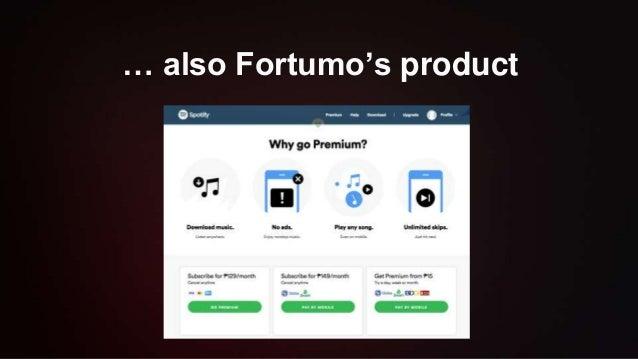 Product Marketing, Mattias Liivak, Fortumo Slide 3