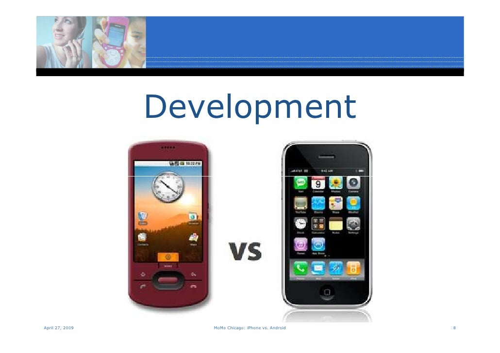 """iPhone vs Andriod,"" Anthony Hand"