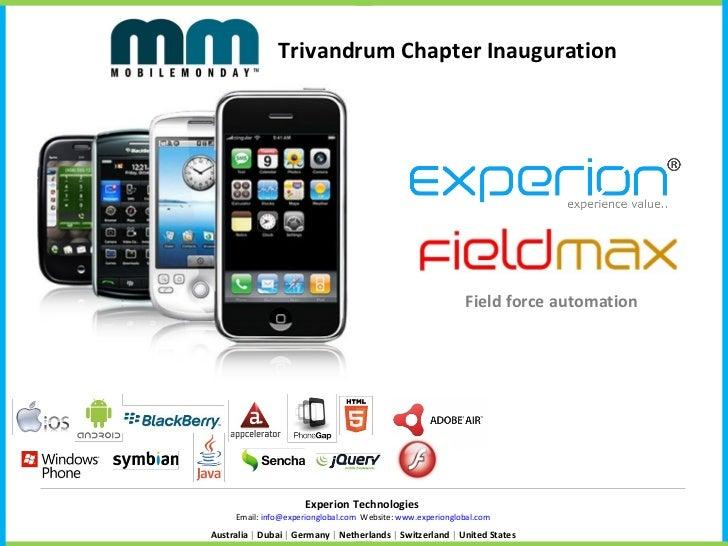 FieldMax @ MoMo Trivandrum