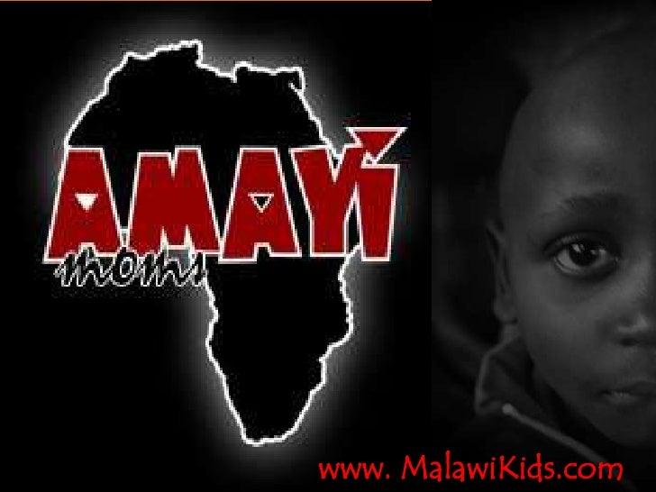 www. MalawiKids.com<br />