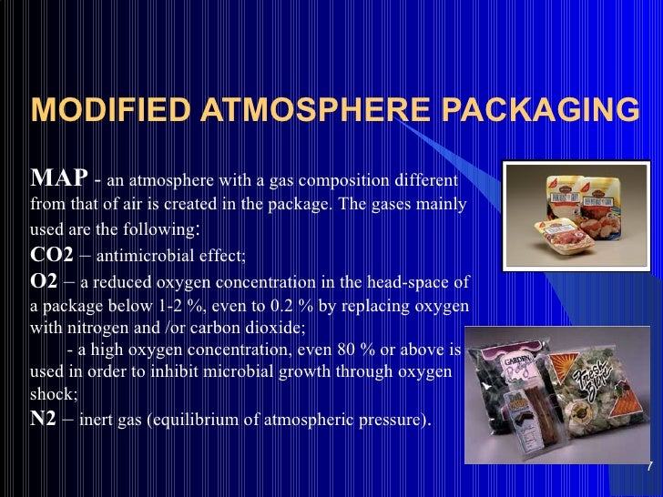 Modified Atmosphere And Intelligent Packaging Of Food