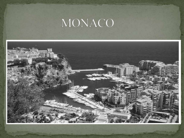     was founded by Charles the III and it resembles the    color of the coats of arms of Monaco. The Monaco flag    is ho...