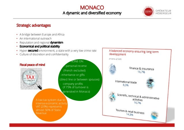 Fiscal peace of mind Strategic advantages • A bridge between Europe and Africa • An international outreach • Reputation an...