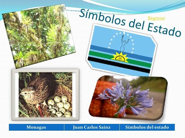 Los Simbolos Naturales Del Estado Monagas | estado monagas
