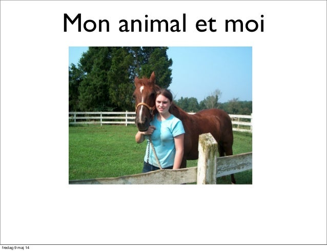 mon animal et moi instruktioner till franska k 6. Black Bedroom Furniture Sets. Home Design Ideas