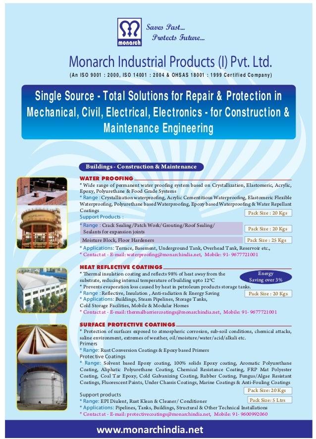 Industrial Maintenance Solution