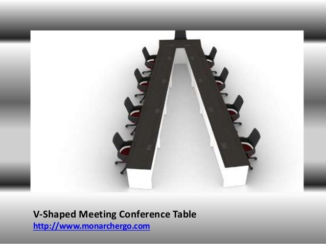 Monarchergo Is The Leading Furniture Manufacturing Company - V shaped conference table