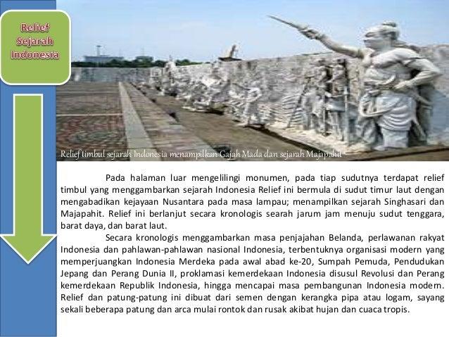 Presentasi Mengena Monas Icon Indonesia
