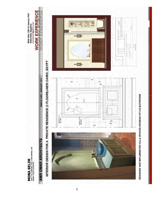 mona selim cv2015 presentation
