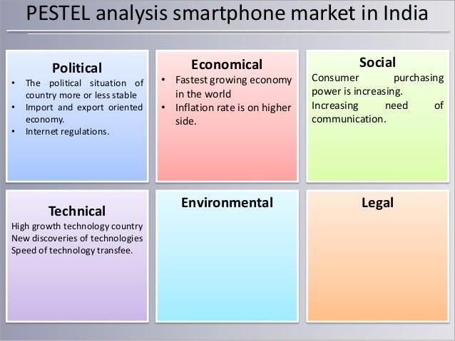 Pest analysis for samsung mobile