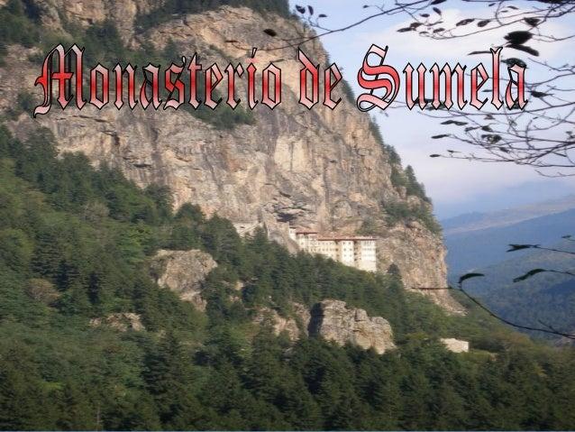 Trabzon, TURQUIA                   Acá está                   ubicado el                   Monasterio                   de...