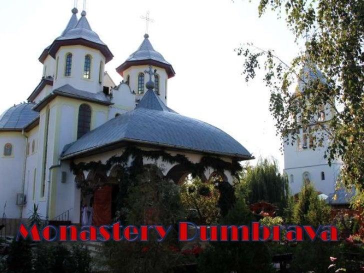 MonasteryDumbrava<br />