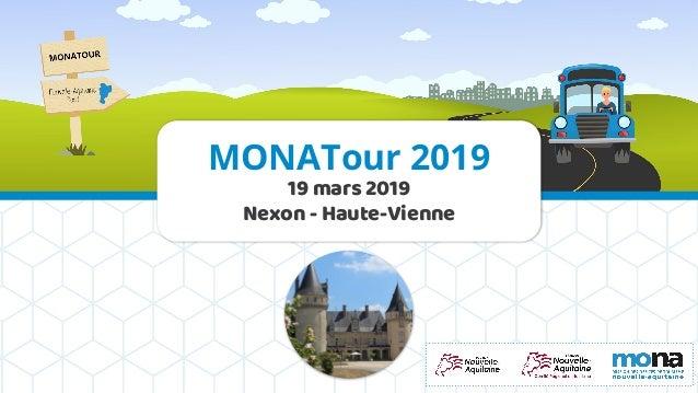 19 mars 2019 Nexon - Haute-Vienne MONATour 2019